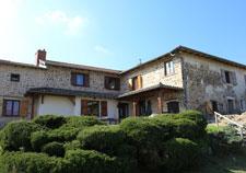 Maison d'hôte Beaujolais