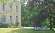 Séjour romance châteaux Bordeaux