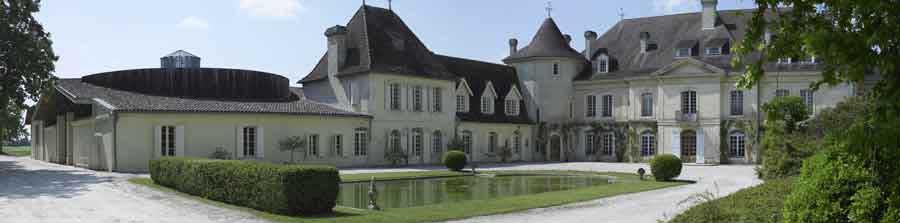 Route des vins - Château